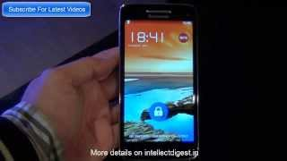 Lenovo Vibe X S960 Review And Hands On- Features, Camera Demo, Price & Specifications [HD]