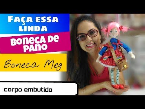 Boneca Meg