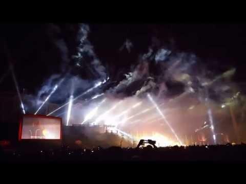 Закрытие фонтанов. Аллилуйя. Юнона и Авось. 11.09.2015
