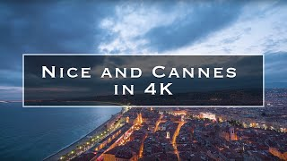 Nice And Cannes In 4K
