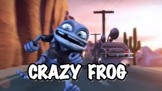 Crazy Frog   I Like To Move It (Official Video)