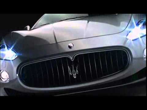 Maserati GranTurismo Official Trailer [HOT!!!]