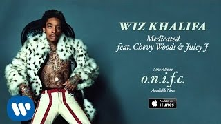 Wiz Khalifa - Medicated feat. Chevy Woods  Juicy J [Official Audio]