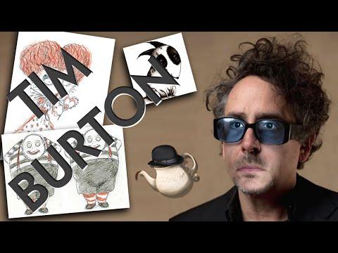 Tim Burton, l'Homme aux mille idées. TeaTime!