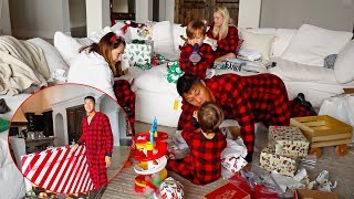 Opening Christmas Presents With The Kids!