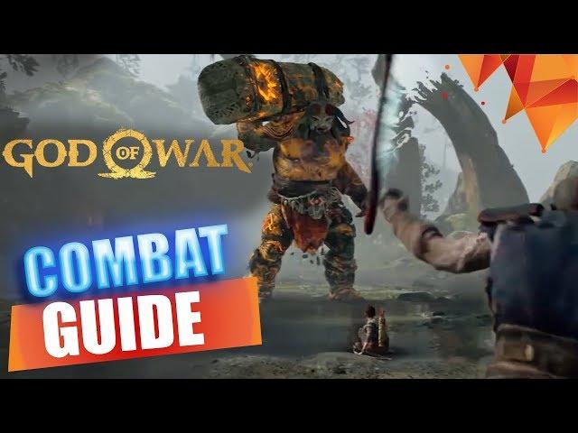 God of War Combat Guide - Combos, Runic Attacks