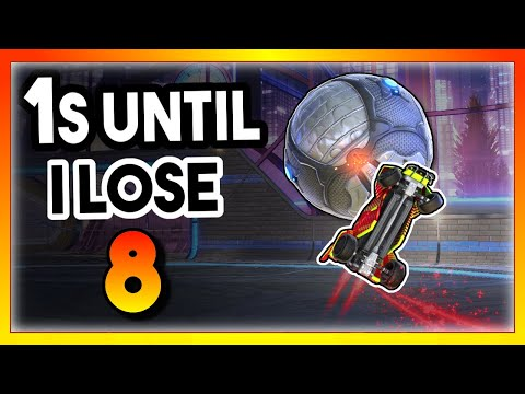360 Musty Flick | 1's Until I Lose Ep. 8 | Rocket League