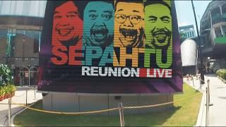Sepahtu Reunion Live 2019 KEMBALI - Bermula 25 Januari 2019