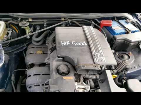 Der Motor 2az-fe welches Benzin zu überfluten,