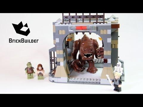 Vidéo LEGO Star Wars 75005 : La fosse du Rancor