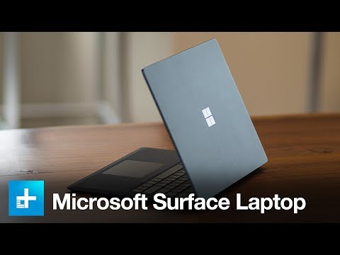 Microsoft Surface Laptop – Hands On Review