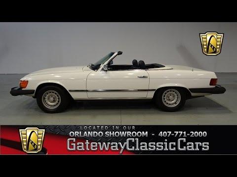 Video of '80 450SL - KDN7