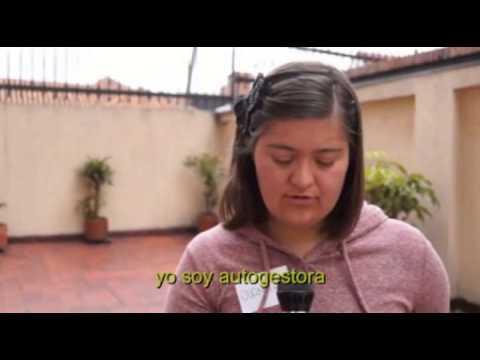Ver vídeoSíndrome de Down: Formación de autogestores