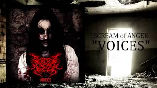 Scream of anger -  Voices  Single 2017