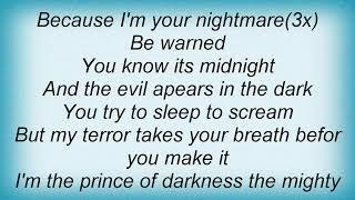 666 - I'm Your Nightmare Lyrics