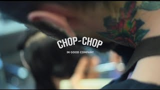 Chop-Chop Academy – Working with fake heads