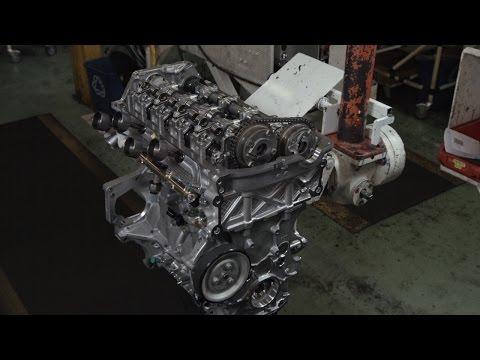 Фото к видео: Assembling a Peugeot RCZ R Engine