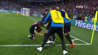 Luka modric goal argentina vs croatia