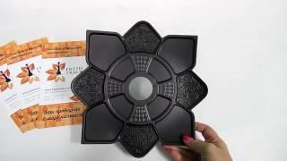Тарелка для кальяна Euro Shisha Турецкая, видеообзор 1