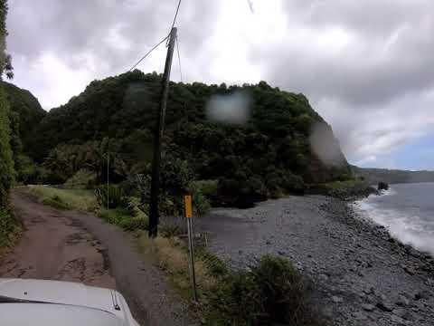Best Time on Maui, Hawaii. Road to Hana and some secret spots.
