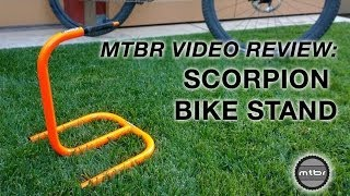 MTBR Scorpion Bike Stand Review