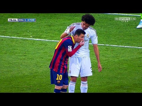 5 Times Lionel Messi Went HUMAN to ALIEN to GOAT ¡! ||HD||