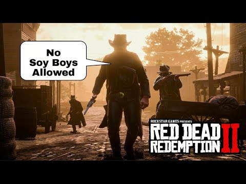 RED DEAD REDEMPTION 2 IS BEING CALLED ANIMAL RACIST