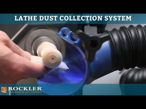 Dust Right Lathe Dust Collection System