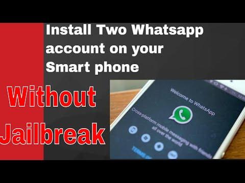 two whatsapp, snapchat++, FB++, Instagram++, ScreenRecorder