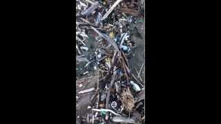 preview picture of video 'Marine Debris: Kahului Harbor 12/18/2011'