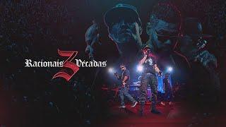 #RACIONAIS3D  - MINI DOC TOUR RACIONAIS 3 DÉCADAS