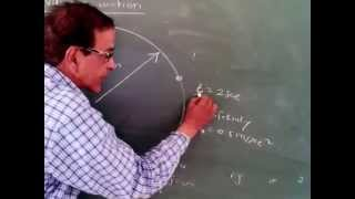 lecture on curvilinear motion