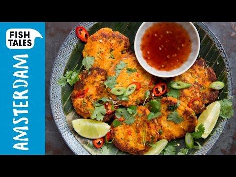 THAI FISH CAKES Recipe | Bart's Fish Tales