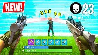 *NEW* Burst SMG in Fortnite!! (Fortnite Battle Royale)
