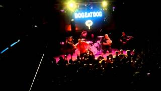 Dog Eat Dog - Isms, Who The King, Walk With Me - Live In Gdansk 2015