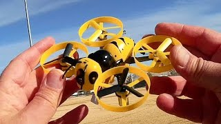 Furibee F90 Wasp Micro FPV Drone Flight Test Review