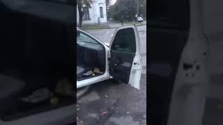 Авто Евро Сила! Опять укр-бляха виновата в ДТП !!! Ездит без документов