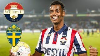 ALEXANDER ISAK • 'The New Zlatan' • Willem II • Goals & Skills