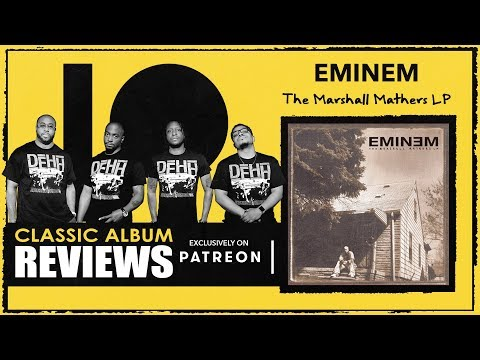 Eminem – The Marshall Mathers LP | DEHH Classic Album Review