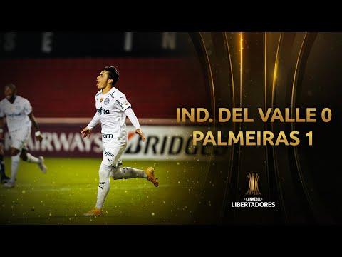 Independiente del Valle vs Palmeiras</a> 2021-05-12