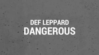 Dangerous - Def Leppard [HD]