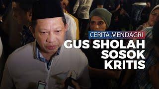 Cerita Mendagri Tito Karnavian Kenang Gus Sholah Sebagai Sosok Yang Kritis