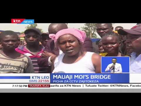Msichana wa miaka 13 amepatikana akiwa ameuawa na mwili wake kutupwa kichakani mjini Moi's Bridge