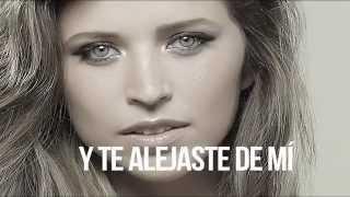Anna Carina - Te quise más que a nadie (Sola) - Video Letra