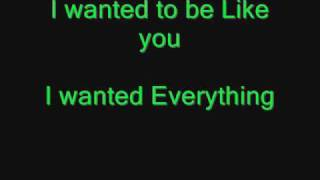 All You Wanted Lyrics ~ By Michelle Branch