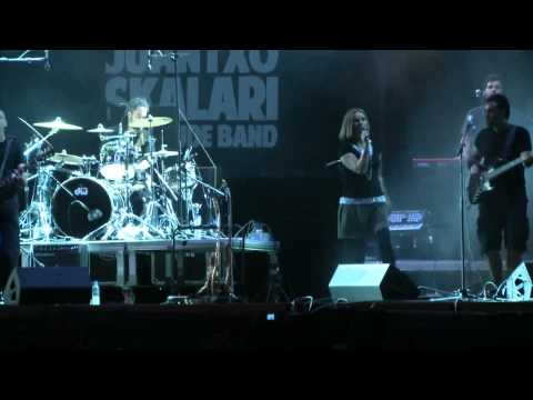 Concierto Juantxo Skalari & La Rude Band
