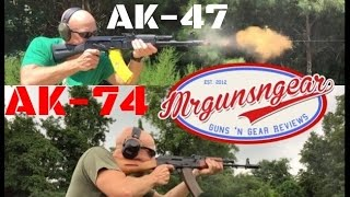 AK47 Vs AK74 Which One Is Best HD