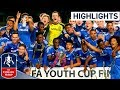 Download Video CHELSEA VS FULHAM 5-3: Goals And Highlights FA Youth Cup Final Second Leg 2014