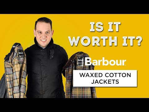 Barbour Waxed Cotton Jacket Review: Is It Worth It? Bedale vs Ashby vs Beaufort