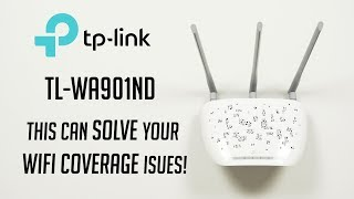 Most Value Wireless Access Point! - TP-Link TL-WA901ND | Unboxing & Walkthrough